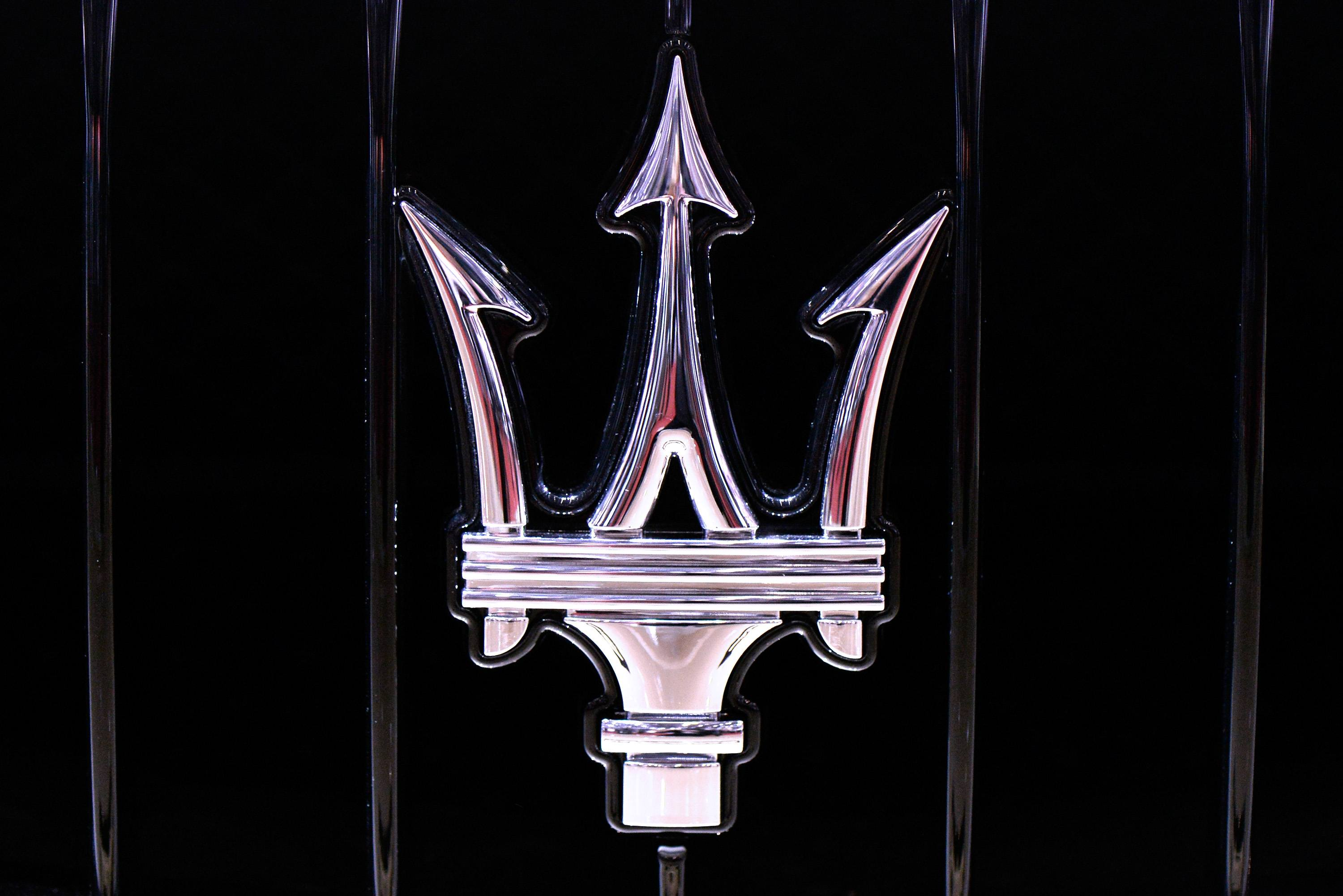 The Origin Behind The Maserati Logo Worthly