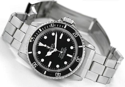 Steve McQueen 1967 Rolex Submariner