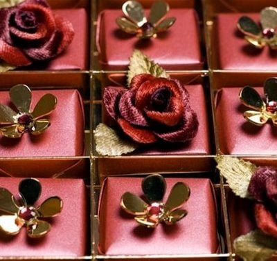 Swarovski studded Chocolates