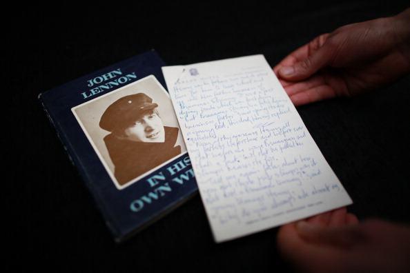 John Lennon's Drawings