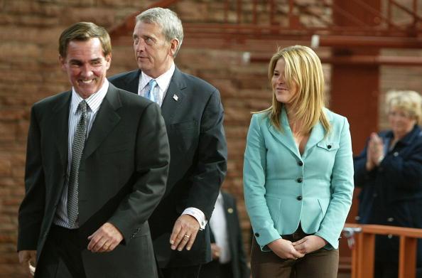 President Bush Campaigns in Colorado