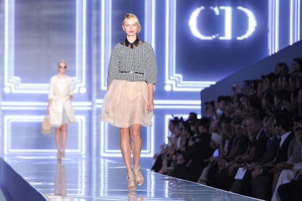 Christian Dior: Runway - Paris Fashion Week Spring / Summer 2012