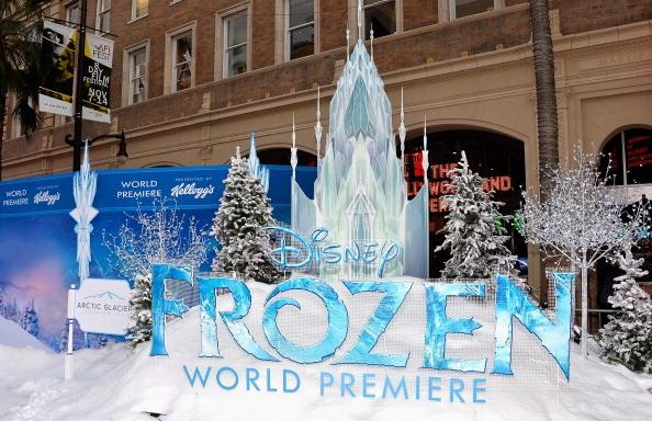 "Premiere Of Walt Disney Animation Studios' ""Frozen"" - Red Carpet"