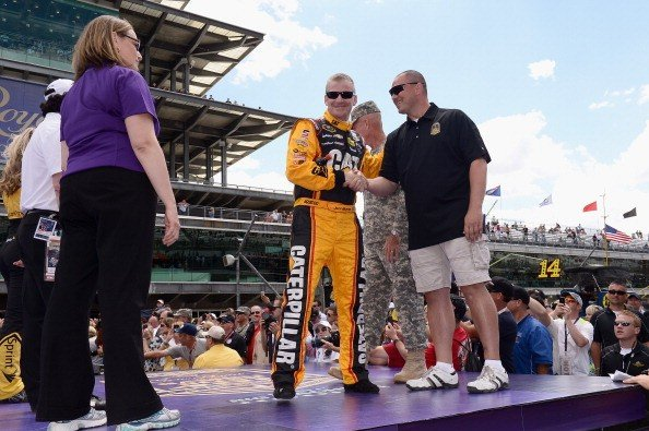 Crown Royal Presents The Samuel Deeds 400 At The Brickyard Powered By BigMachineRecords.com