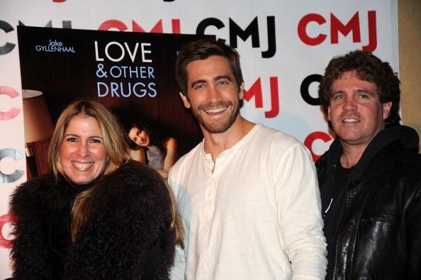 """2010 CMJ Film Festival - """"Love & Other Drugs"""" Screening"""