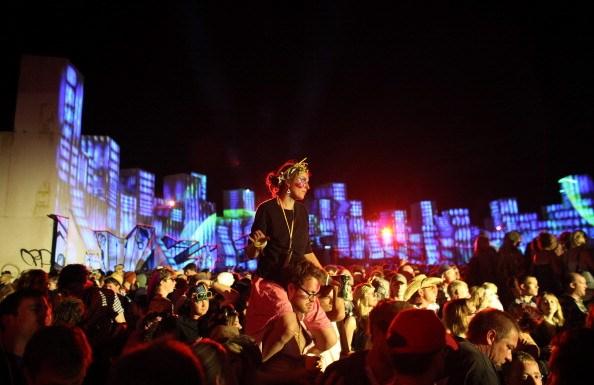 The Glastonbury Festival 2011 - Day Four
