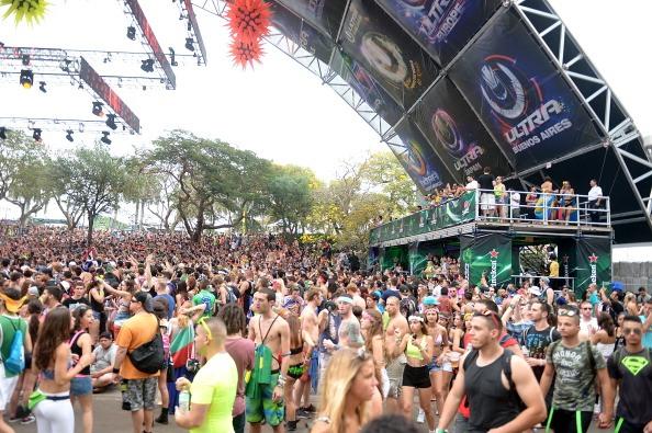 Heineken House Returns To 2014 Ultra Music Festival