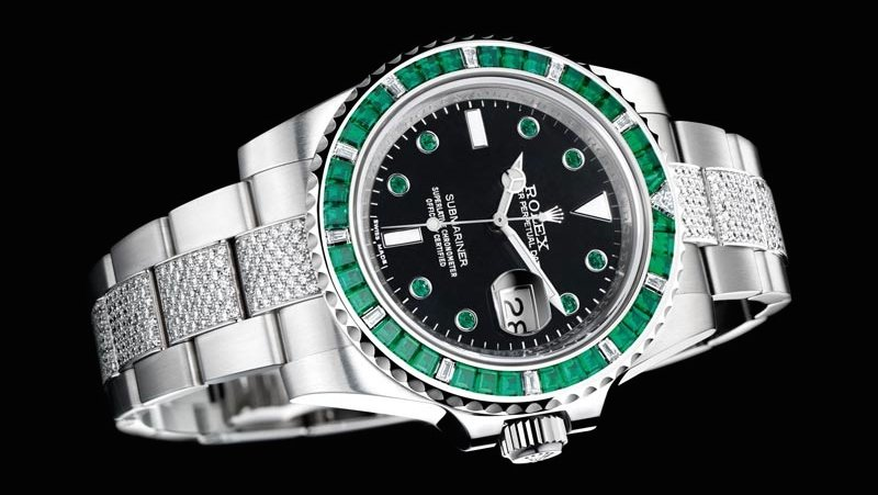 rolex-submariner-emerald