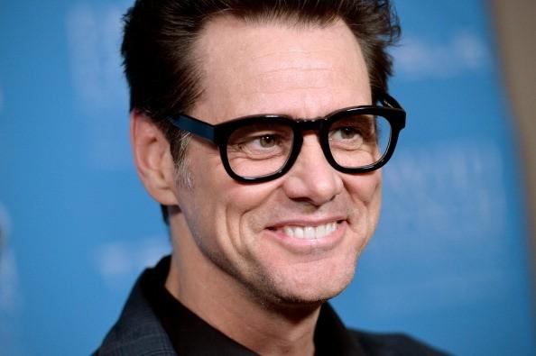 Actor Jim Carrey attends the David Lynch Foundation Gala