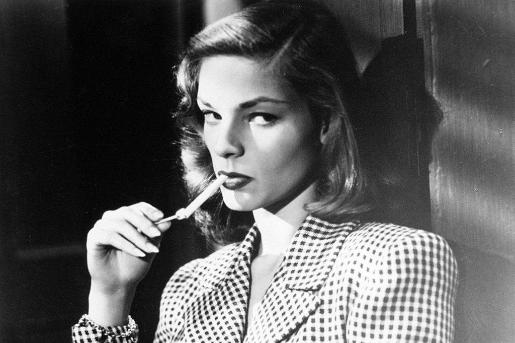 Silver Screen Legend Lauren Bacall