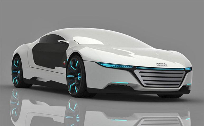 The Stunning Audi A9 Is The Future Of Automotive Luxury