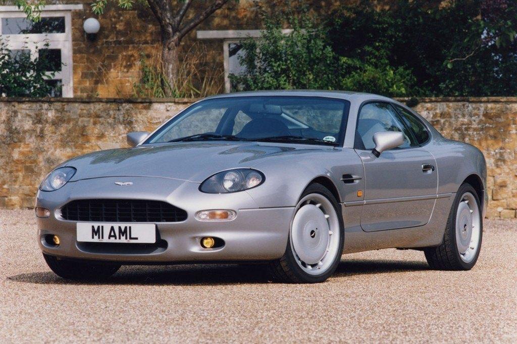 The Aston Martin DB7 Vantage Volante