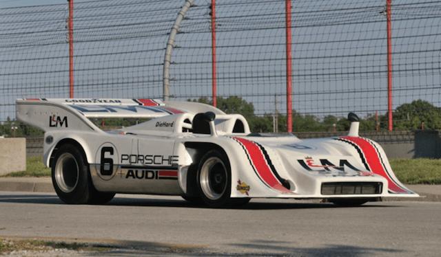 1972 Porsche L&M 917:10 Spyder