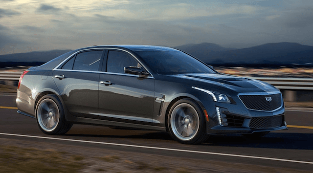 The New 2016 Cadillac CTS V Is More Powerful Than A