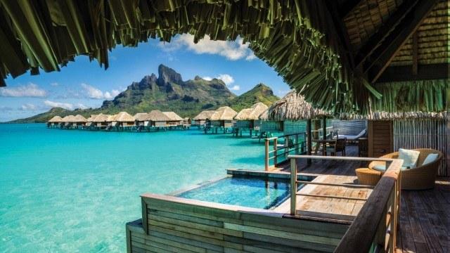 Four Seasons Bora Bora 4