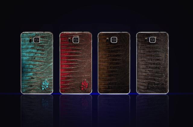 Galaxy Alpha Leather
