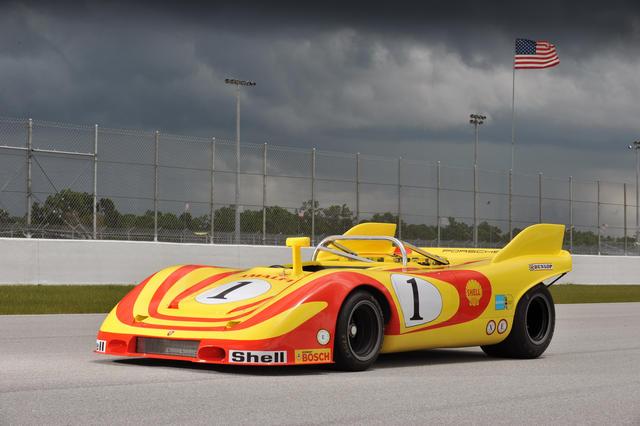 Porsche 917 Interserie Spyder