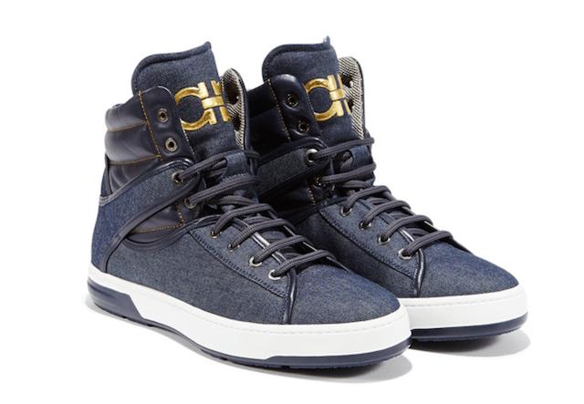 Ferragamo Sneakers 5
