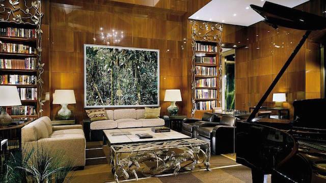 Four Seasons New York Suite