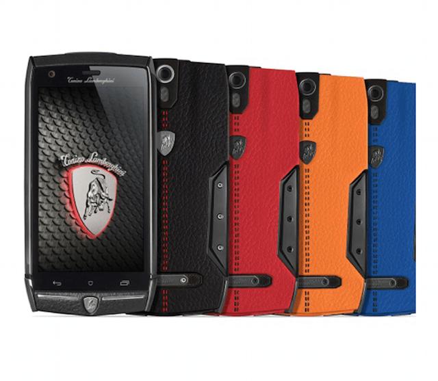 Lamborghini Phone