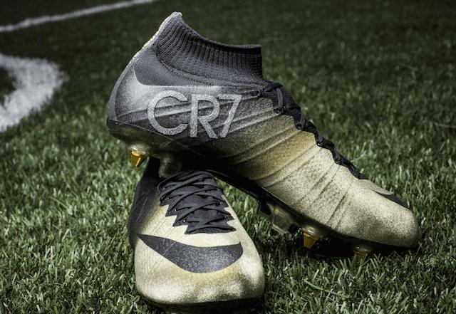 Ronaldo Diamond Cleats Nike