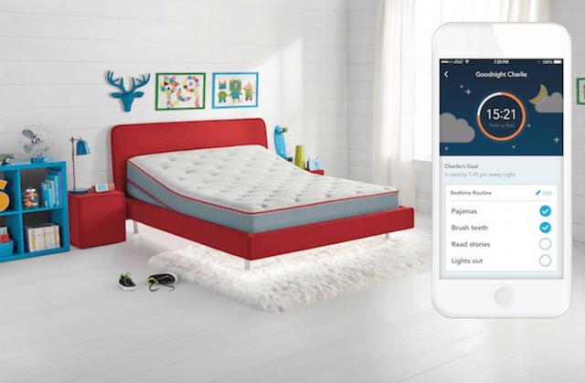 SleepIQ Kids Bed