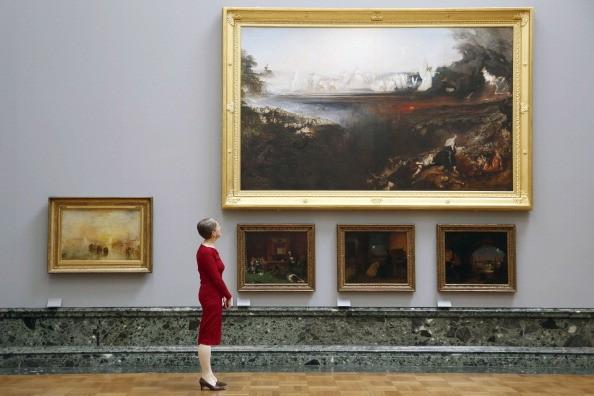 500 Years Of British Art