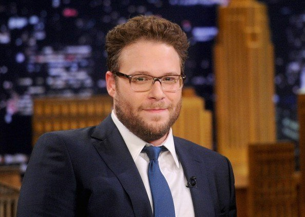 "Seth Rogen Visits ""The Tonight Show Starring Jimmy Fallon"""