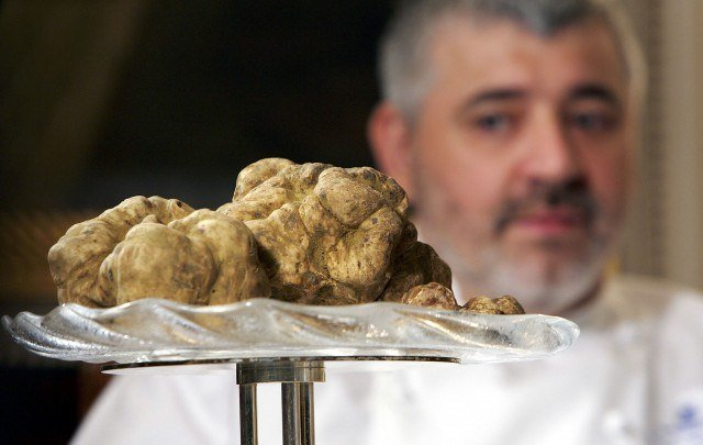 Most Expensive Truffles