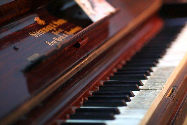 Top Grand Pianos