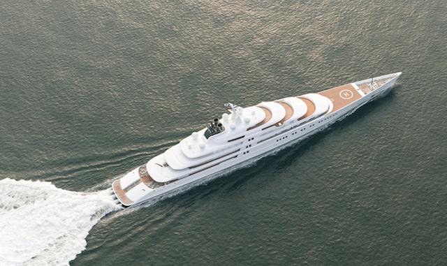 Azzam Yacht 2