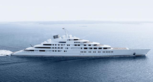 Azzam Yacht 3