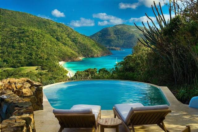 Guana Island , The Virgin Islands