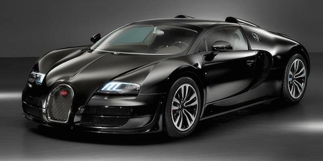 Jean Bugatti Legends