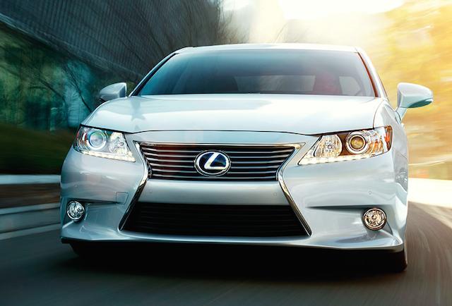 Lexus ES luxury sedan