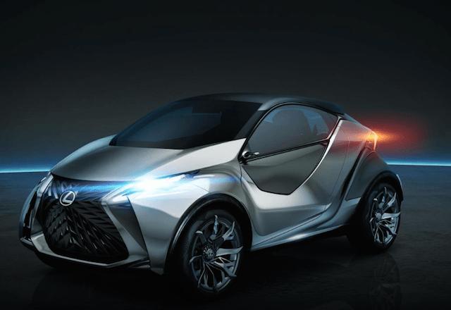 Lexus LF-SA