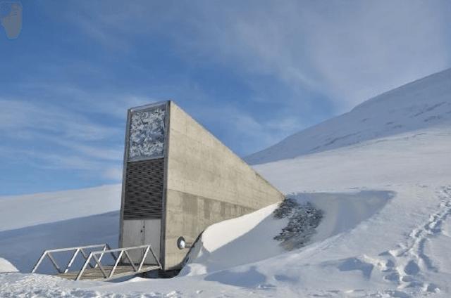 Svalbard Global Seed Bank