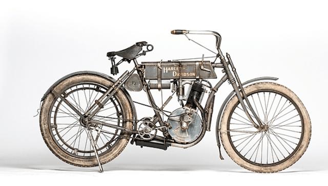 1907 Harley-Davidson Strap Tank 2