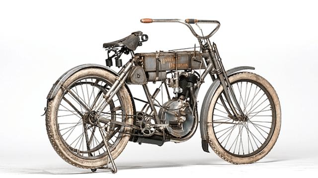 1907 Harley-Davidson Strap Tank 3