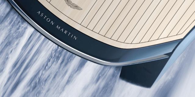 ASton Martin AM37 boat 2
