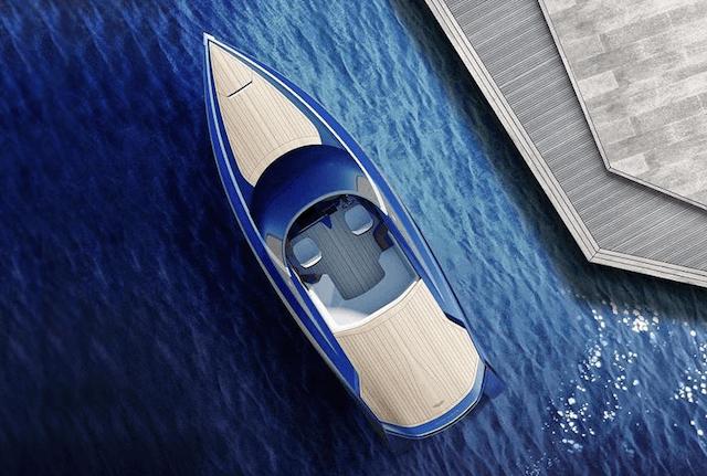 Aston Martin AM37 Boat 1