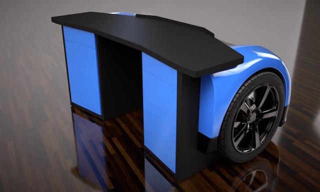 Bugatti Veyron Desk 2