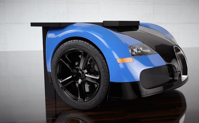 Bugatti Veyron Desk 3
