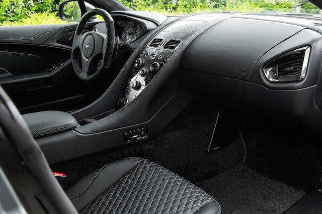 Aston Martin Vanquish One of Seven 3