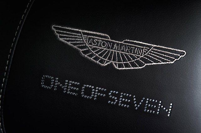 Aston Martin Vanquish One of Seven 4