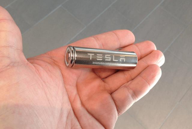 Tesla 18650