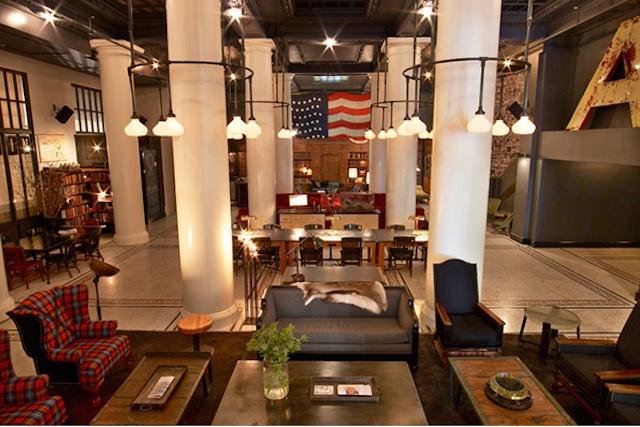 The Lobby Bar at Ace Hotel