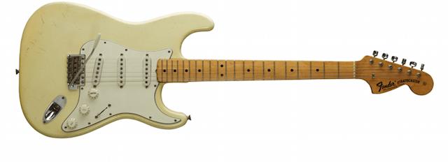 1968 Fender Stratocaster - Jimi Hendrix