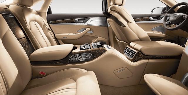 Audi A8 L W12 2