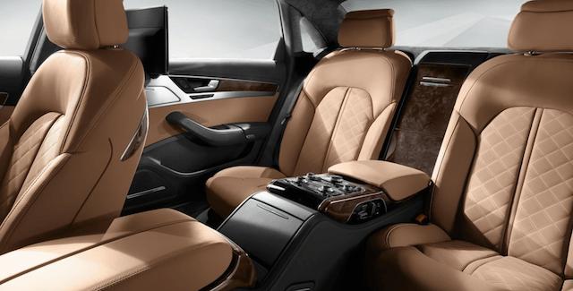 Audi A8 L W12 3